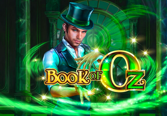 Book of Oz Casino Game