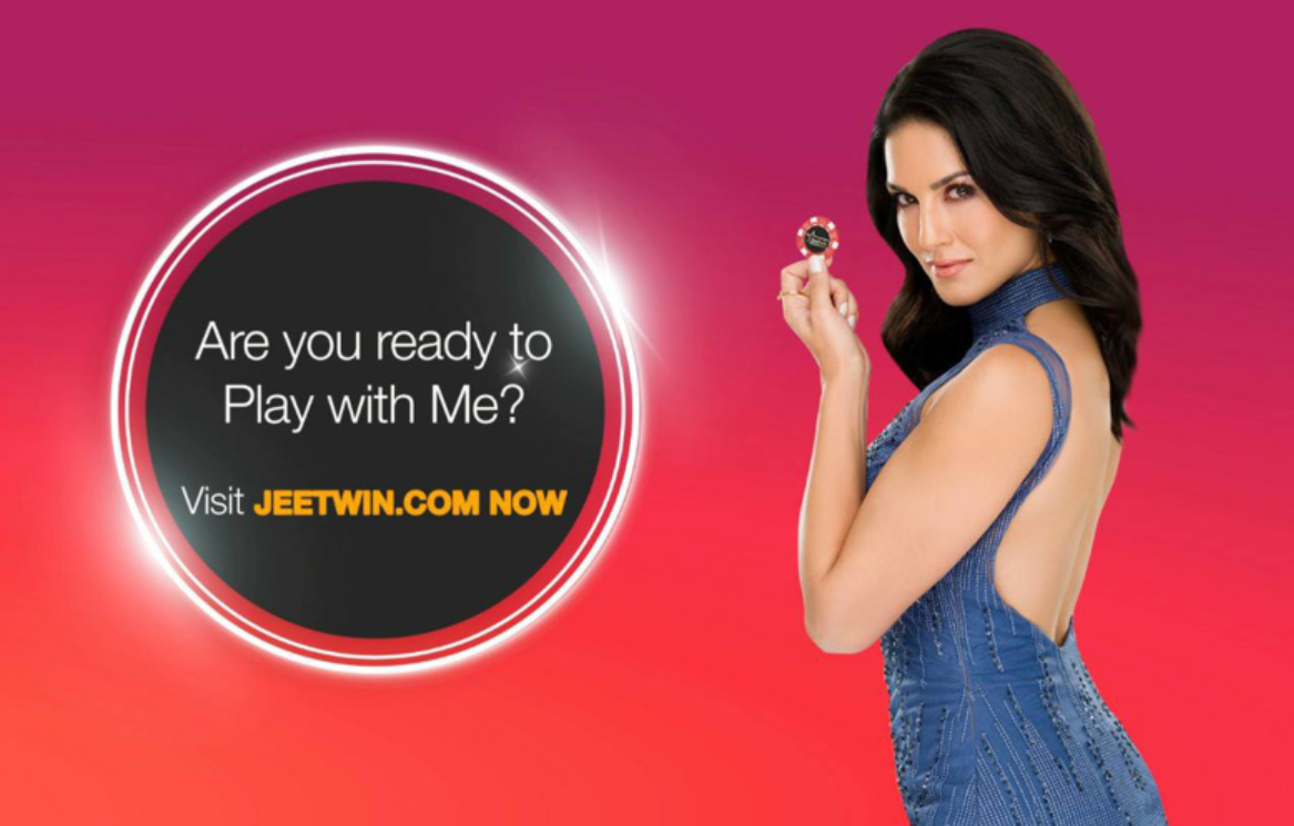 Sunny Leone the new brand ambassador at JeetWin