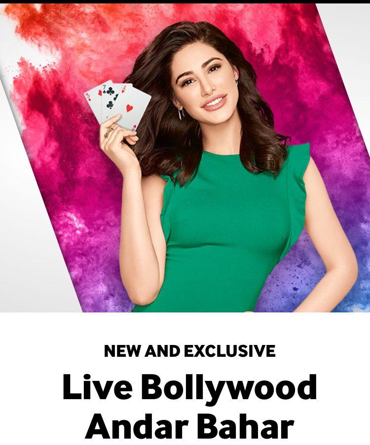 Andar Bahar Live Casino Launch Betway
