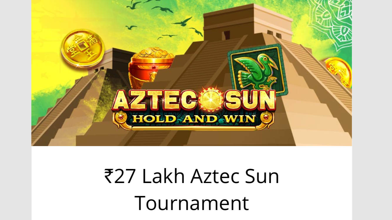 The Aztec Sun Tournament