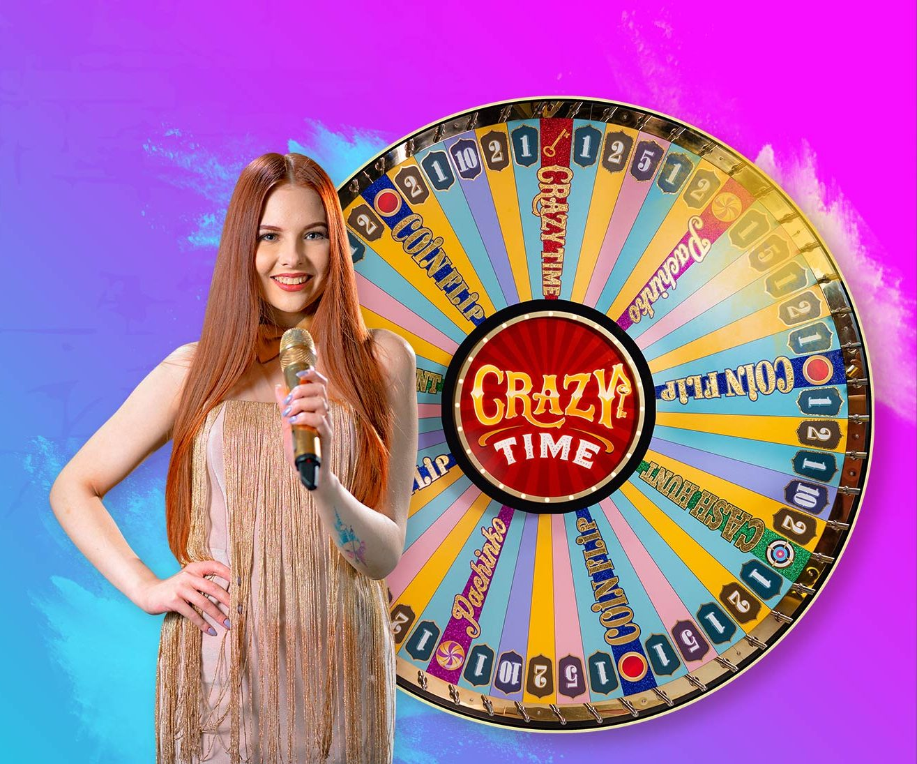 10CRIC Crazy Time Exclusive Game