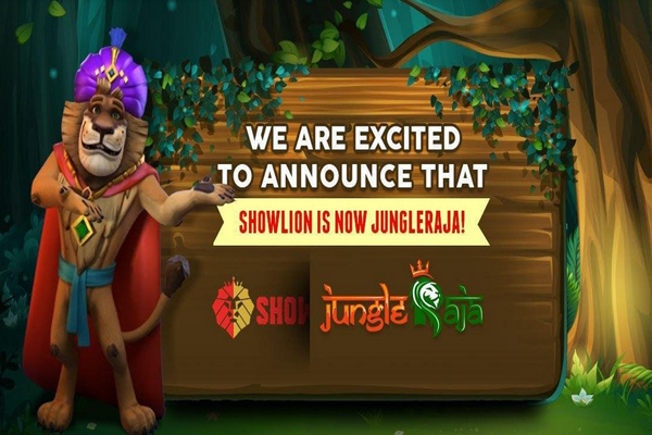 ShowLion Rebrands Into JungleRaja