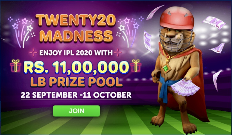 JungleRaja Twenty20 Madness