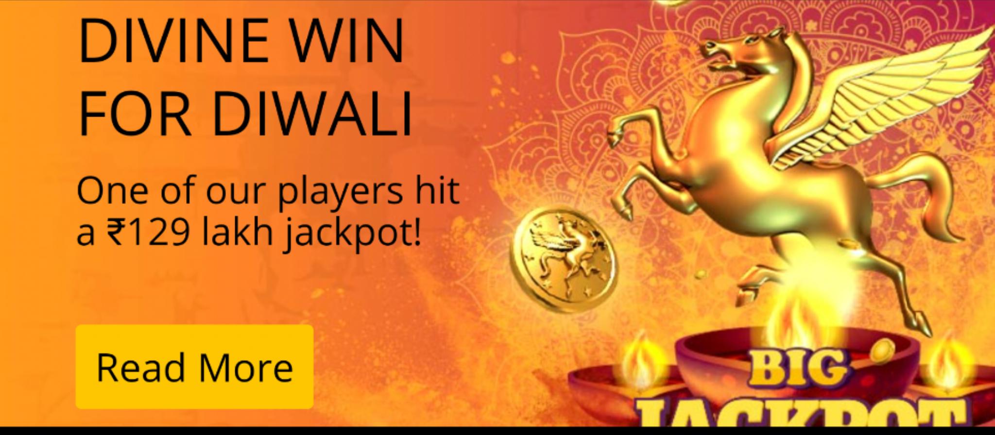 10Cric Player Won 1.29 Crore on Diwali!